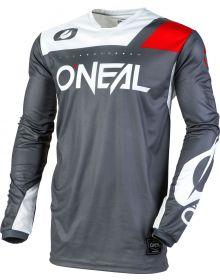 O'Neal 2020 Hardwear Jersey Reflexx Grey/White
