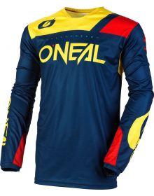 O'Neal 2020 Hardwear Jersey Reflexx Blue/Yellow