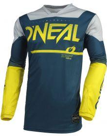 O'Neal 2021 Hardwear Surge Jersey Blue/Gray