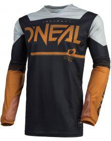 O'Neal 2021 Hardwear Surge Jersey Black/Brown