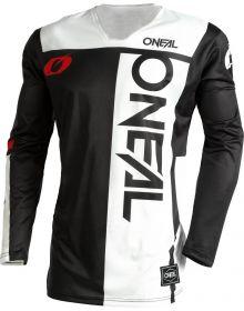 O'Neal 2022 Hardwear Air Slam Jersey Black/White