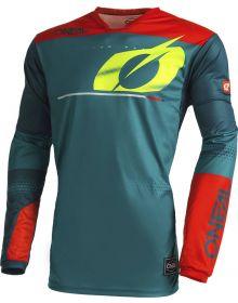 O'Neal 2022 Hardwear Haze Jersey Blue/Red