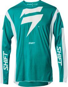 Shift MX 2020 3lack Label Race Jersey Green