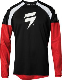 Shift MX 2020 Whit3 Label Race 1 Jersey Black/Red