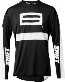 Shift MX 2020 3lack G.I. Fro Jersey Black/White