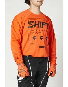 Shift MX White Label Bliss Jersey Blood Orange