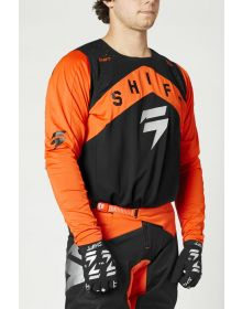Shift MX Black Label Veem Jersey Orange
