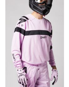 Shift MX White Label Void Jersey Pink