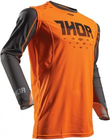 Thor 2018 Prime Fit Rohl Jersey Orange/ Gray