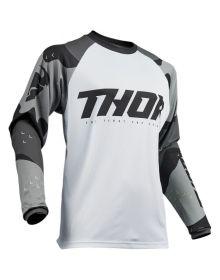 Thor 2019 Sector Camo Jersey Gray