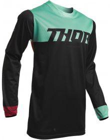 Thor 2020 Pulse Air Factor Jersey Black/Mint