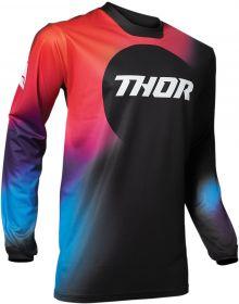 Thor 2020 Pulse Glow Jersey Black