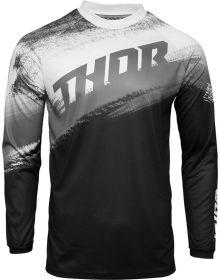 Thor 2021 Sector Vapor Jersey Black/White