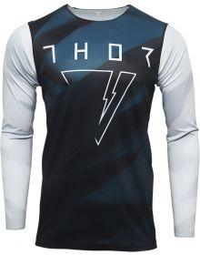 Thor 2021 Prime Pro Cast Jersey Whiite/Midnight