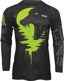 Thor 2022 Pulse Counting Sheep Jersey Charcoal/Acid
