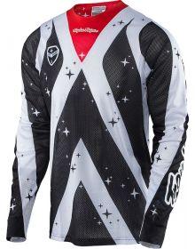 Troy Lee Designs 2017 SE Air Phantom Jersey White/Black