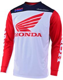 Troy Lee Designs 2019.1 GP Jersey Honda White/Navy