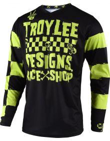 Troy Lee Designs 2019.1 GP Jersey Race Shop 5000 Lime