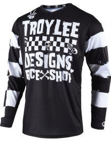 Troy Lee Designs 2019.1 GP Jersey Race Shop 5000 Black