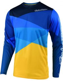 Troy Lee Designs GP Air Jersey Jet Yellow/Blue