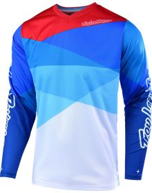 Troy Lee Designs GP Air Jersey Jet White/Blue