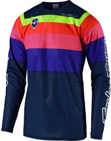 Troy Lee Designs SE Air Limited Edition Jersey Spectrum Navy