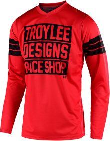 Troy Lee Designs GP Jersey Carlsbad Red