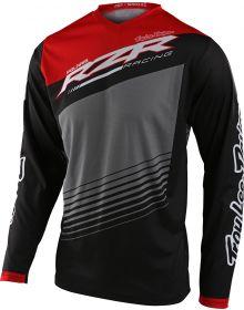 Troy Lee Designs GP Jersey Polaris RZR Black