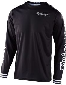 Troy Lee Designs GP Jersey Mono Black