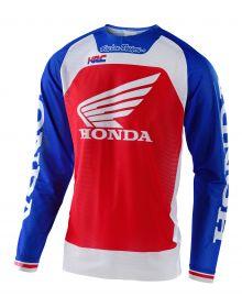 Troy Lee Designs SE Pro Air Jersey Boldor Honda Blue/Red