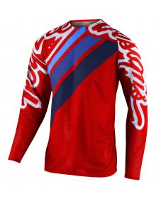 Troy Lee Designs SE Pro Air Jersey Seca 2.0 Red/Navy
