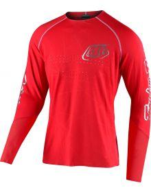 Troy Lee Designs SE Ultra Jersey Podium Red