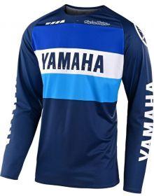 Troy Lee Designs SE PRO Yamaha L4 Jersey Navy