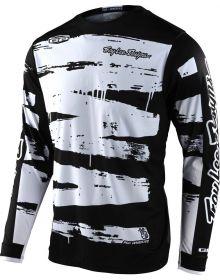 Troy Lee Designs GP Jersey Brushed Black/White