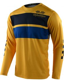 Troy Lee Designs GP Jersey Racing Stripes Yellow
