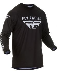 Fly Racing 2019 Universal Jersey Black