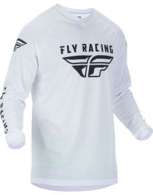 Fly Racing 2019 Universal Jersey White