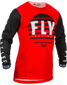 Fly Racing 2020 Kinetic K220 Jersey Red/Black/White