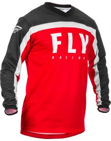 Fly Racing 2020 F-16 Jersey Red/Black/White