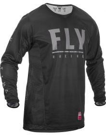 Fly Racing Patrol XC Jersey Black
