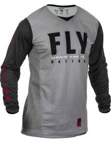 Fly Racing Patrol XC Jersey Grey/Black