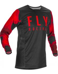 Fly Racing 2021 Kinetic K221 Jersey Red/Black