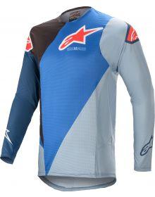 Alpinestars Supertech Blaze Jersey Blue/Black