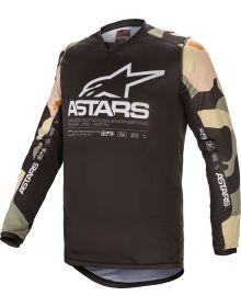 Alpinestars Racer Tactical Jersey Desert Camo White
