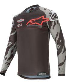 Alpinestars Racer Tech Limited Edition Jersey Black/Gray/Red