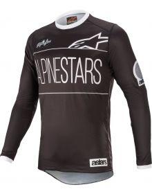 Alpinestars Racer Dialed21 LE Jersey Black/White