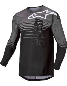 Alpinestars 2022 Techstar Graphite Jersey Dark Gray/Black