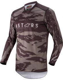 Alpinestars 2022 Racer Tactical Jersey Black/Gray