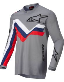Alpinestars 2022 Racer Braap Jersey Mid Gray