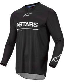 Alpinestars 2022 Racer Graphite Jersey Black